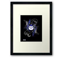 Mawaru PenguinDrum T-shirt Framed Print