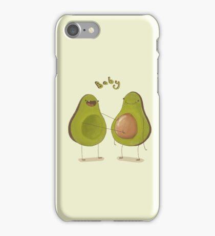 Avocado Baby iPhone Case/Skin