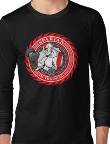 Spartan in Training Long Sleeve T-Shirt