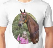 RF Morgan's Dream Saddlebred  Unisex T-Shirt