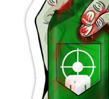 Deadshot Daiquiri Sticker