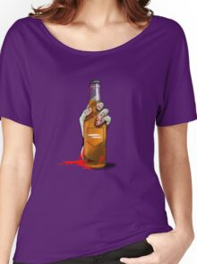 Double Tap Root Beer Women's Relaxed Fit T-Shirt