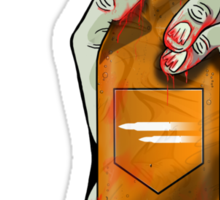 Double Tap Root Beer Sticker