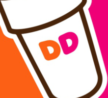DunkinDonuts Latino Edition Sticker