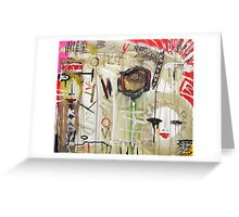 suppose you dont know Greeting Card