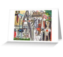 are you ready? Greeting Card