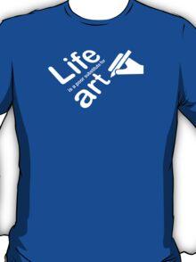 Art v Life - Coffee T-Shirt
