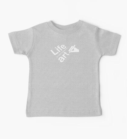 Art v Life - Coffee Baby Tee