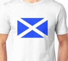 Scottish Flag Unisex T-Shirt