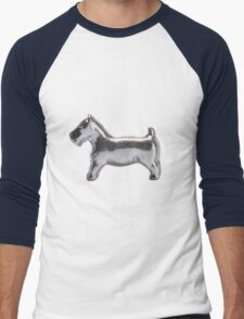 Monopoly Dog Men's Baseball ¾ T-Shirt