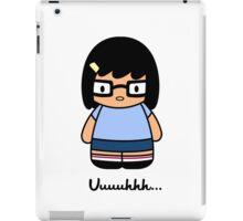 Hello uuhhh - white- iPad Case/Skin