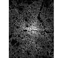London map light Photographic Print