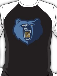 Grizz Nation T-Shirt