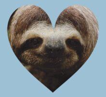 Sloth Love One Piece - Short Sleeve