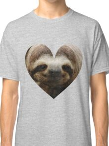Sloth Love Classic T-Shirt