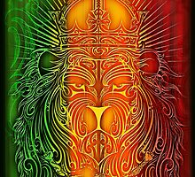 Lion Of Judah RGG by Revolution Aotearoa