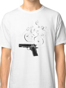torrid gun negative Classic T-Shirt