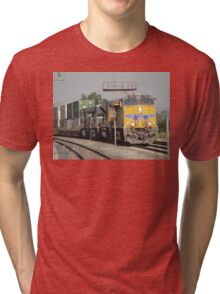 Union Pacific at El Monte Tri-blend T-Shirt