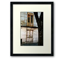 Buenos Aires, Argentina 8791 Framed Print