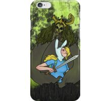 FIONNA AND THE LICH #1 iPhone Case/Skin