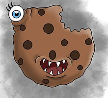 Freaky food item: Cookie by missthing
