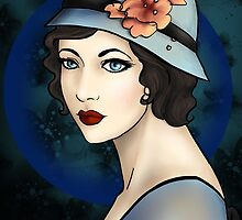 1920s Fashion - Lily by CatAstrophe