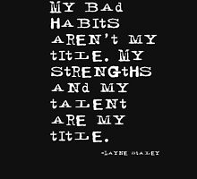 Layne's lovely quote Unisex T-Shirt