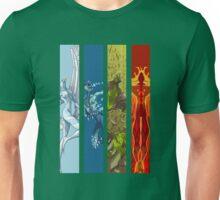 4 Elements Unisex T-Shirt