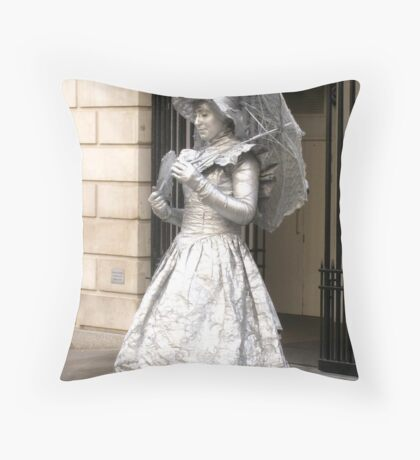 I'm A Lady  Throw Pillow