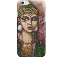 Anya and Soonkar iPhone Case/Skin