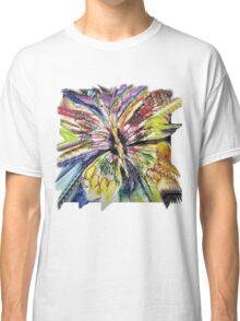 BUTTERFLY MULTI TEE SHIRTS/BABY GROW/STICKERS Classic T-Shirt