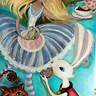 Alice and Friends by Lorna Gerard