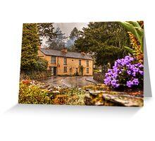 Grasmere Village  Greeting Card