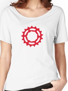 Gears Women's Relaxed Fit T-Shirt
