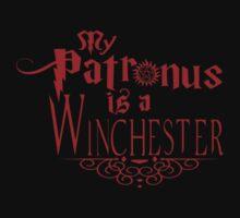 Winchester Patronus by Konoko479