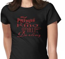 Crowley Patronus Womens Fitted T-Shirt