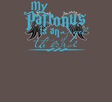 Castiel Patronus Womens Fitted T-Shirt