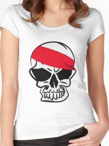 Skullhead Women's Fitted Scoop T-Shirt
