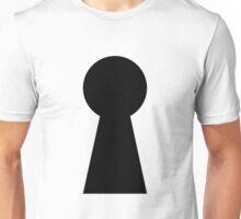 Keyhole Unisex T-Shirt
