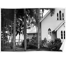 St Mary's Cathedral, Port Douglas Poster
