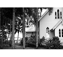 St Mary's Cathedral, Port Douglas Photographic Print