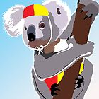 Koala Lifeguard  by kreativekate
