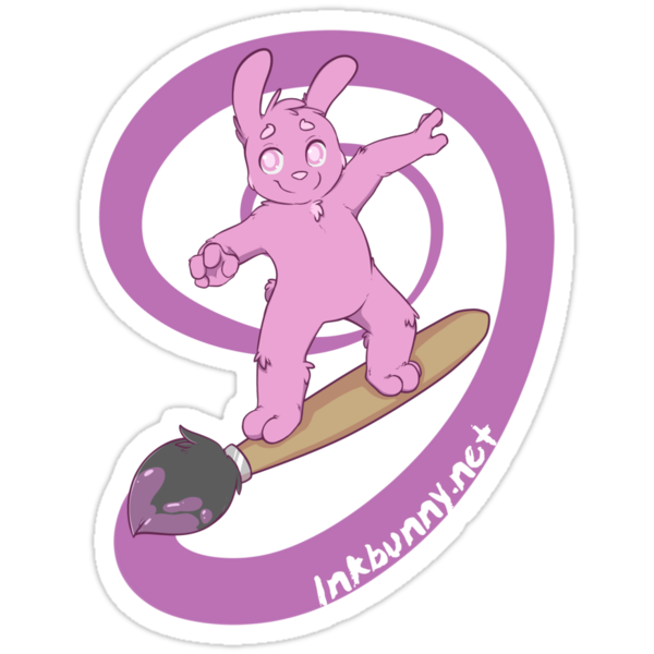 Inkbunny T-shirt by LUNICENT - Variation 1 by inkbunny