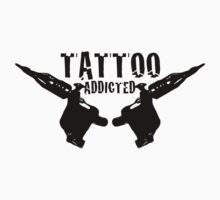 Addicted to Tattoos One Piece - Short Sleeve