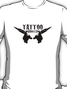 Addicted to Tattoos T-Shirt