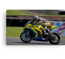 WD-40 Superbike. Canvas Print
