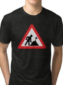 Gravedigger Tri-blend T-Shirt