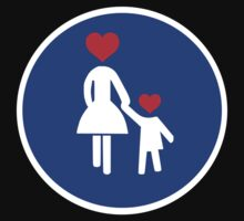 Love Road Sign by GenerationShirt
