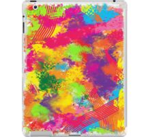 Colors Everywhere 2 iPad Case/Skin