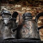 TANFIELD OIL CANS.. by johnrace
